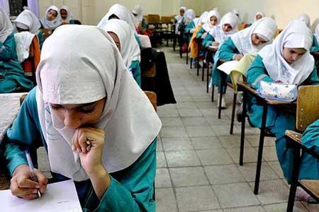 امتحانات نهایی با رعایت پروتکل های بهداشتی برگزار می گردد