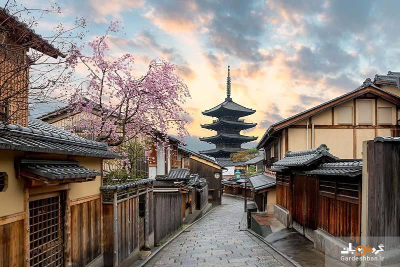 رمانتیک ترین نقاط ژاپن برای سفر دو نفره