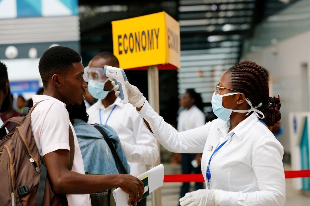 شمار فوتی های از کرونا در آفریقا به 19 هزار و 726 نفر رسید