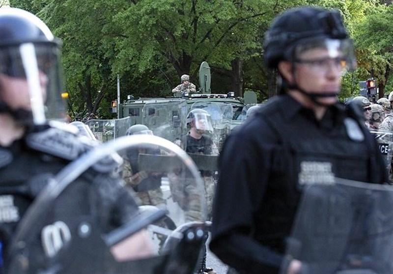 فیلم، توحش پلیس آمریکا این بار در قبال پیرمرد 75ساله