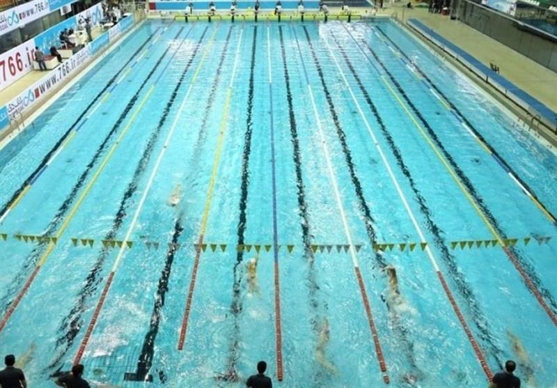 استخر قهرمانی استادیوم آزادی باز شد، استارت تمرینات ملی پوشان شنا از شنبه