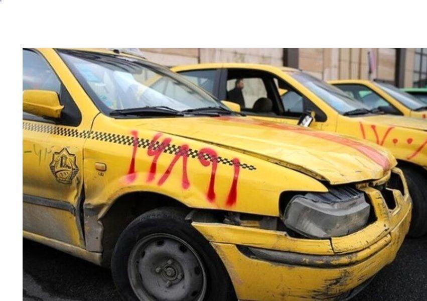نوسازی 50 هزار تاکسی فرسوده تا یک سال دیگر