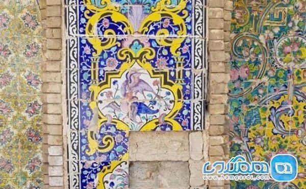اعلام بازسازی ارسی و کاشی های هفت رنگ کاخ گلستان