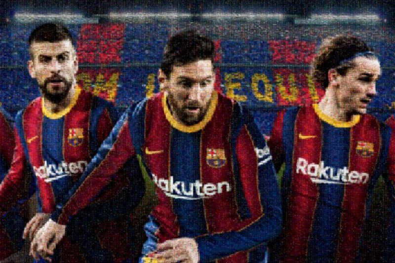 اقدام هیجان انگیز اسپانسر باشگاه بارسلونا برای هواداران این تیم در سرتاسر دنیا