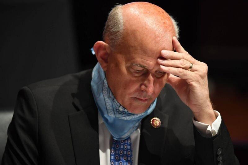 نماینده جمهوری خواه که به ماسک زدن اعتقاد نداشت کرونا گرفت