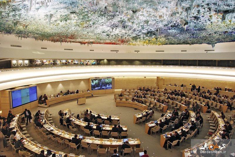 ساختمان سازمان ملل متحد در ژنو، تصاویر