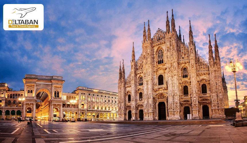 راهنمای سفر به میلان