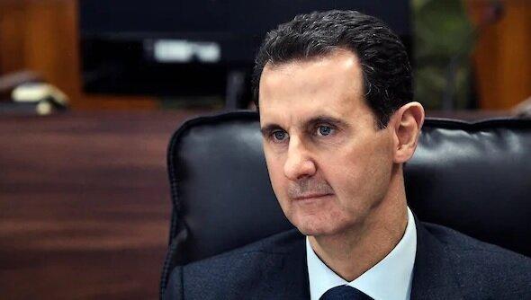 بشار اسد از ارتش تقدیر کرد