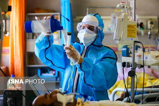 فوت 335 بیمار کووید19 در شبانه روز گذشته، شناسایی 5814 بیمار جدید در کشور