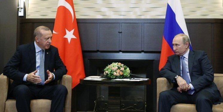 پیشنهاد تازه اردوغان به پوتین برای حل مناقشه قره باغ