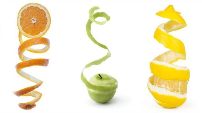 کاربرد قسمت های دورریختنی مواد خوراکی