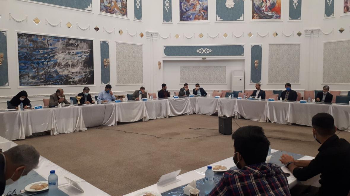 خبرنگاران رییس هیات شمشیربازی خوزستان انتخاب شد