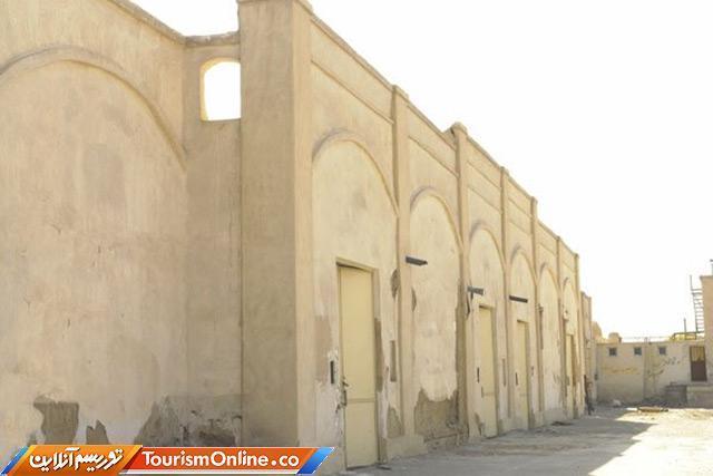 ساختمان گمرک قدیم بندر خمیر بازسازی می شود