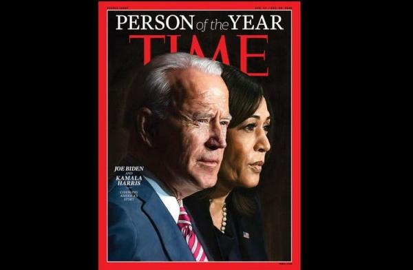 جنجال در آمریکا بر سر کاور مجله تایم برای شخصیت سال
