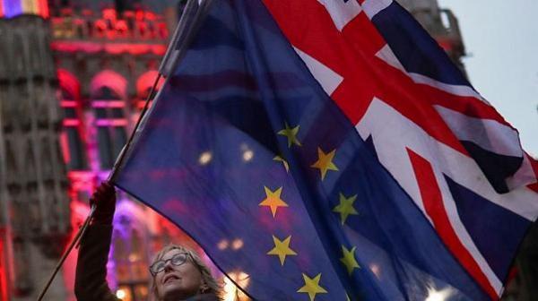 جدایی رسمی انگلیس از اتحادیه اروپا