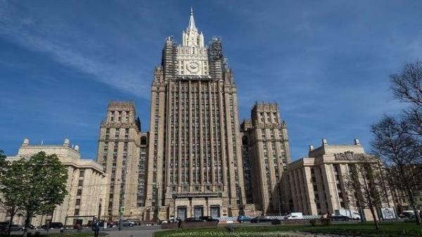 واکنش مسکو به حمایت سفارت آمریکا از اعتراضات در روسیه