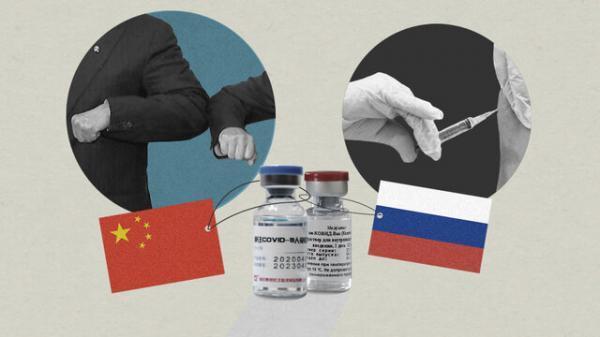 نگرانی آمریکا درباره بهره برداری دیپلماتیک چین و روسیه از واکسن کرونا