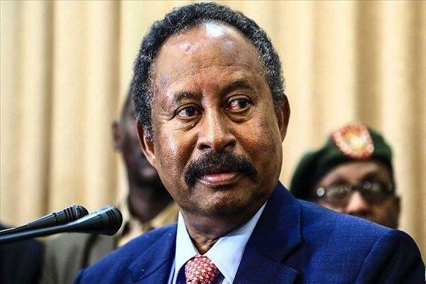 حمدوک دستور انحلال دولت انتقالی سودان را صادر کرد