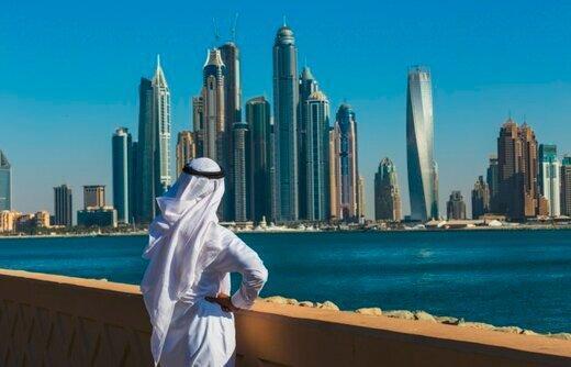 چرا بعضی چهره ها املاک دوبی را تبلیغ می نمایند؟