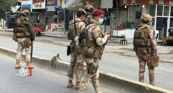 خنثی سازی حمله داعش به نیروهای امنیتی عراق
