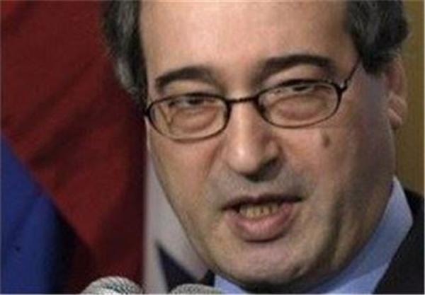 ورود وزیر خارجه سوریه به عمان در اولین سفرش به یک کشور عربی