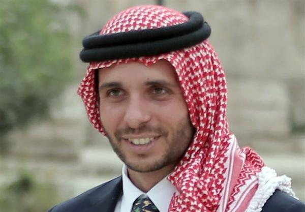 شاهزاده حمزه پایبندی خود به قانون اساسی اردن را بیان کرد خبرنگاران