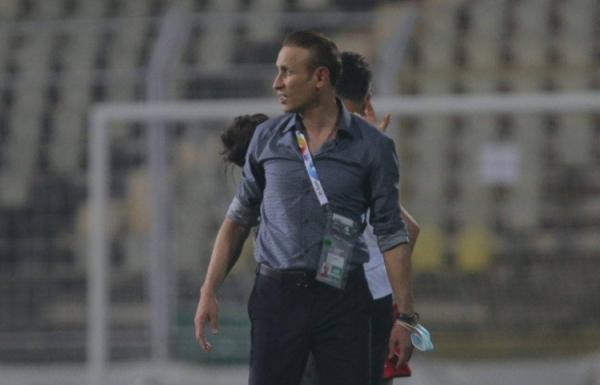 صحبت های گل محمدی بعد از اولین برد آسیایی