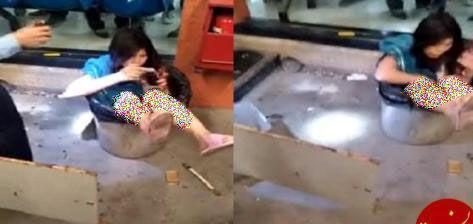 این مردهمسرش را داخل سطل زباله انداخت