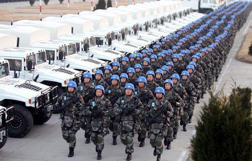 چین بعد از خروج آمریکا نیروی صلح به افغانستان می فرستد