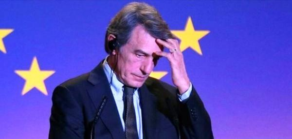اقدامات متقابل روسیه علیه رئیس مجلس اروپا