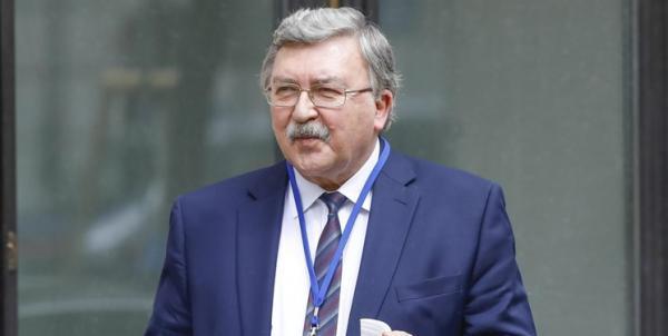 اولیانوف: گفت وگوهای برجامی بعد از 31 اردیبهشت با مخاطرات بیشتری همراه خواهد بود