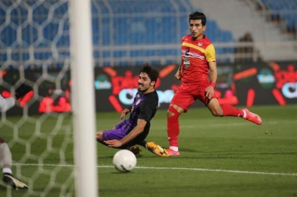 تست کرونای دو فولادی در آستانه بازی با النصر مثبت شد