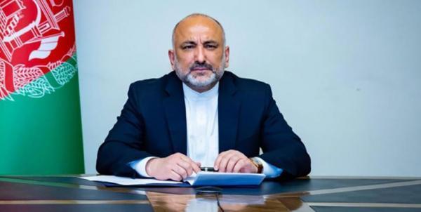 اتمر: بدون صلح و آتش بس، مسأله برطرف تحریم رهبران طالبان مطرح نیست