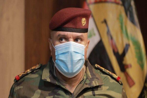 سفر هیات عالی رتبه امنیتی عراقی به ریاض