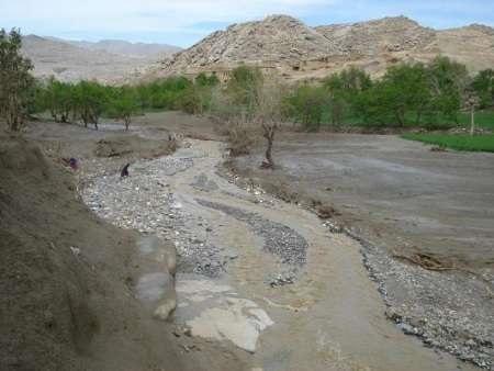 کاهش 75 درصدی رواناب رودخانه های لرستان