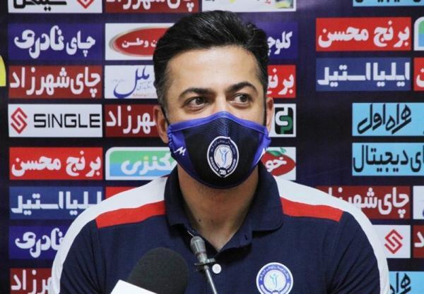 الهویی: با تمرکز، نتیجه بازی رفت مقابل استقلال را جبران می کنیم، VAR حلقه گمشده فوتبال ما است