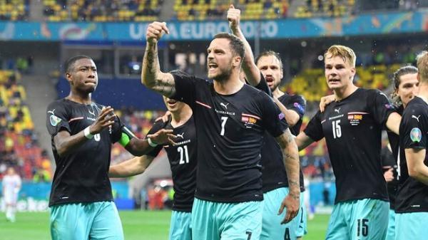 عذرخواهی مهاجم اتریش بعد از خوشحالی پرحاشیه برابر مقدونیه