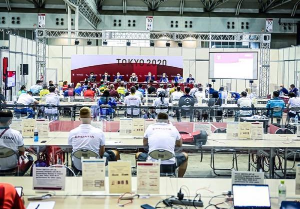 پارالمپیک 2020 توکیو، قرعه نمایندگان پاراتکواندو ایران مشخص شد