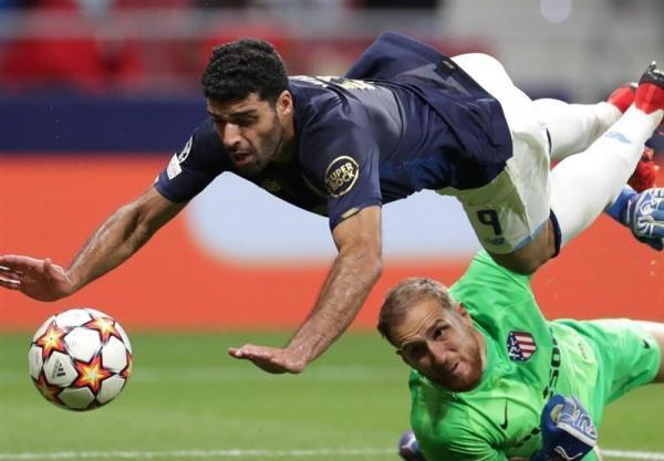 طارمی در صدر دونده ترین بازیکنان هفته اول مرحله گروهی لیگ قهرمانان